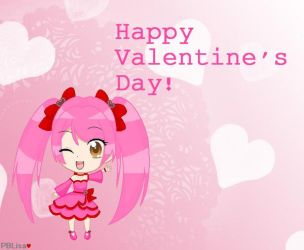 Valentine Girl by PrincessBeautyLisa11