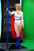 My Favorite Power Girl (CK) by drknyght6