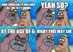Spongebob Meme by Utopia45