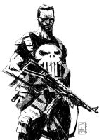 The Punisher by KimJacinto