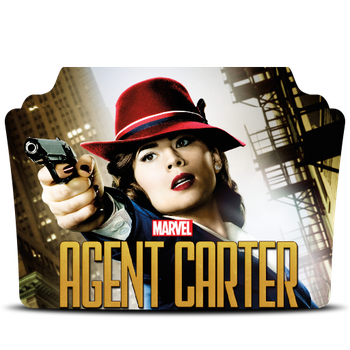 Agent Carter by nate-666