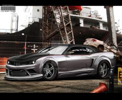 Camaro WTB First Chopter by LEEL00