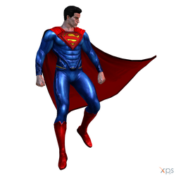 Superman (Z-9623) by MrUncleBingo