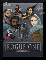 Rogue One by Gilliland35