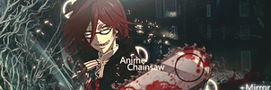 Anime ChainSaw Tag by xSanex