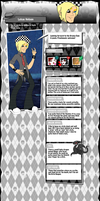 MH: 2014 Bios- Lukas Helson by KPenDragon