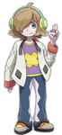 Pokemon Trainer Lex V3 by Smiley-Fakemon