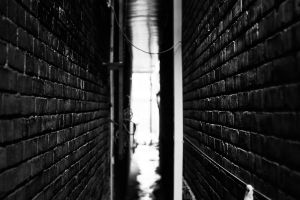 The Light at the End of the Tunnel by LaurentGiguere