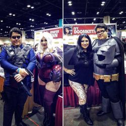 MegaCon 2016 - Meeting Ivy Doomkitty by AzraelFallen18