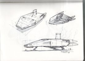 Mid-sized Surface to Space Transport by sitac01