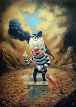 A Fool's Errand by sweetlygrotesque