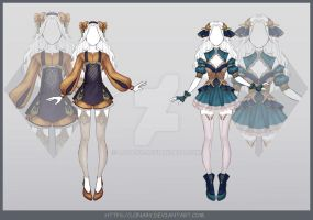 [Close] Design adopt_329-330 by Lonary