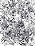 The Ribs of Flowers by nue-topic