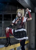Harley Quinn by SophieValentineCos