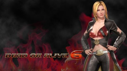 DOA6 Tina Wallpaper by MudassarRiaz