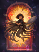 Mistborn by renei