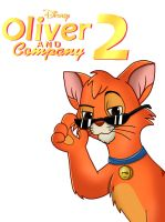Oliver and Company 2 teaser poster# 1 by JustSomePainter11