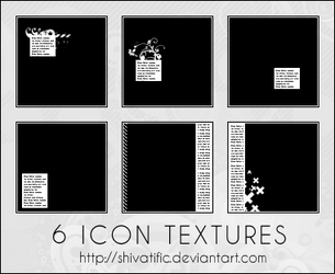 Icon Texture Set 2 by Shivatific