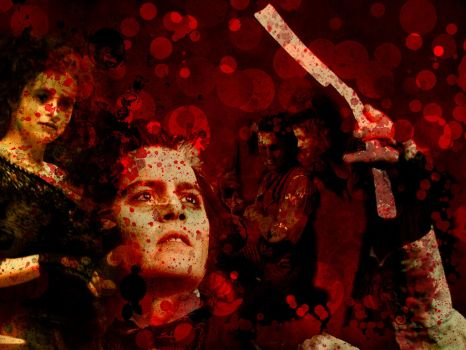 Sweeney Todd wallpaper by magicmanad