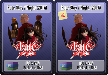 Fate Stay/Night (2014) by amirovic
