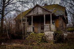 Abandoned Village Buildings 18 by Urbex-Bialystok
