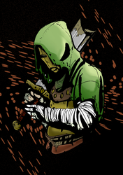 Darkest Dungeon   Leper By Darkmechanic by LaytonMaes