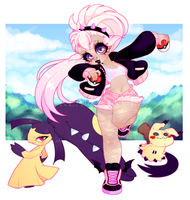Pokemon Trainer Bambi