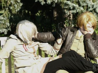 APH Become one with Russia? by kopfgeldjagerin