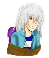 .Disney.Bakura. by kimartess