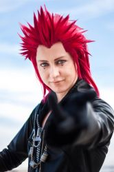 Axel- Grab Hold by twinfools
