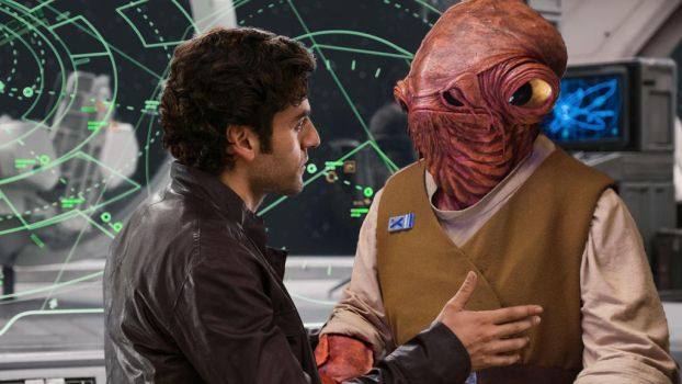 What If: Ackbar Replaced Holdo by GamerZzon