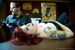 High Noon Tattoo 9 by recipeforhaight
