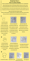 How to Draw Hands by Butterfly-Hime