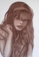 Something Simple Charcoal by CopyCatCopyCat