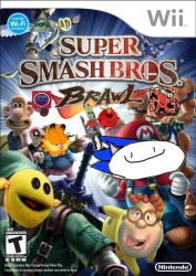 smash bros 6 by PeterGriffinboi