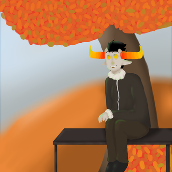Autumn by Ask-Tavros-N