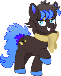 Anubis pone by DragonArtist16