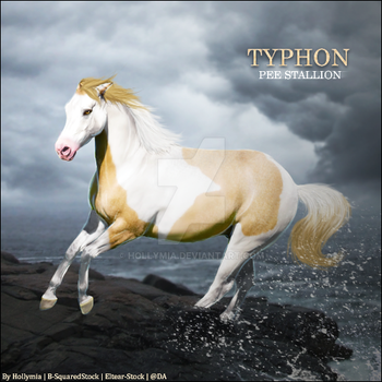 Typhon by hollymia