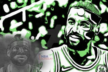 Is LeBron - Eastern Conference King - fading away? by NBA-Scholar