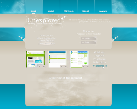 Unexplored redesigned by peppas