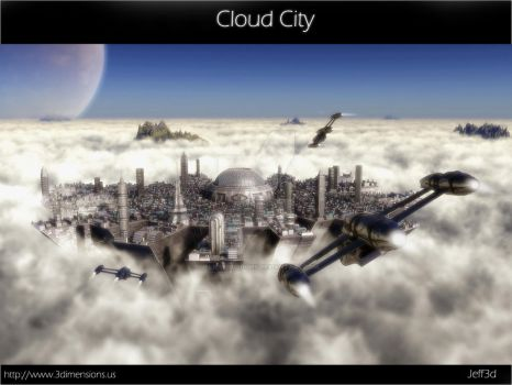 Cloud city by jfliesenborghs