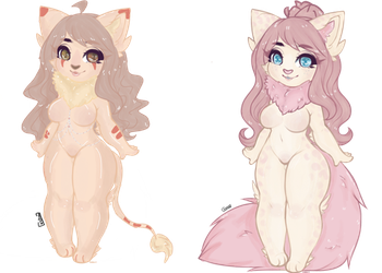 [Set Price]Cheap Furry Adopts CLOSED by Cestera
