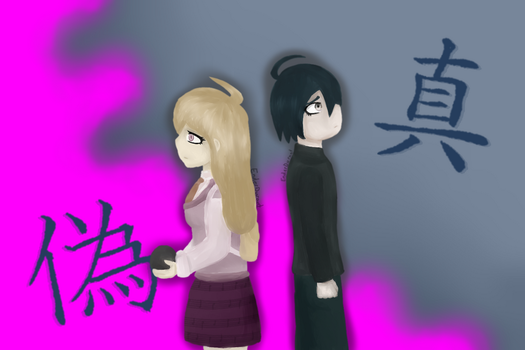 (NDRV3 Chapter 1 Spoilers!) Truth and Lies by EnderDurant
