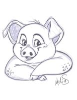 Piggy by Miss-Melis