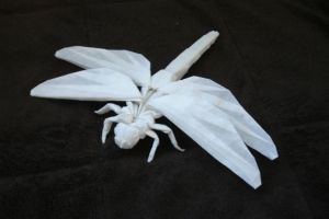 Dragonfly by origami-artist-galen