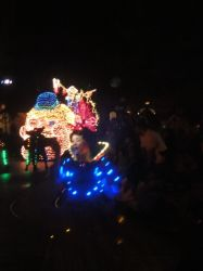 Main Street electrical  parade 26 by MightyMorphinPower4