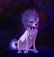 Dire Spacewolf by spinnando