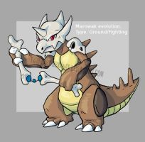 Marowak Evolution