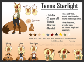 Tanne Reference 2016 by Lacrimaii