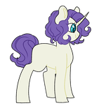 .Mane 6 Grid Results. Fluttershy x Rarity by Nerdt0pia
